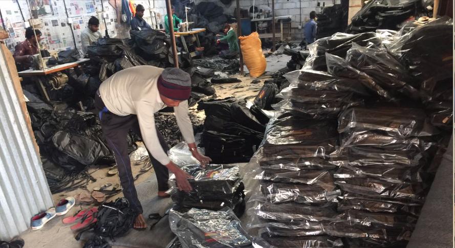 Bag manufacturing